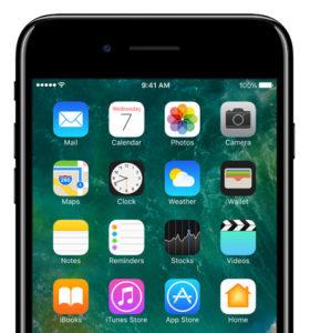 iphone7 Plus-display