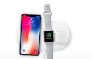 iPhone X зарядно