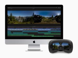 обработване на 360 VR видео проекти