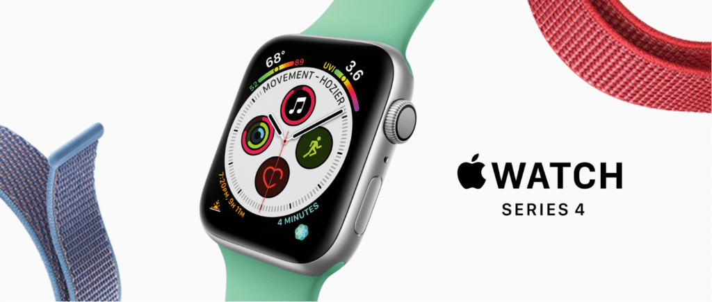 Apple watches серия 4