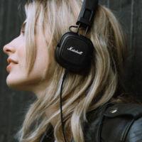 Marshall слушалки
