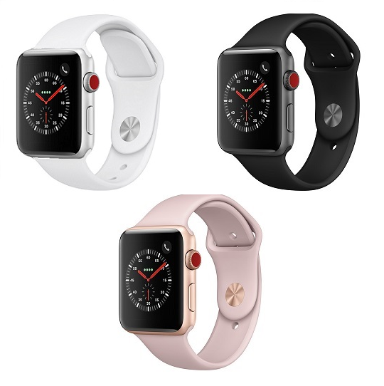 часовник Apple Watch 3