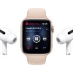 Безжични слушалки Apple AirPods