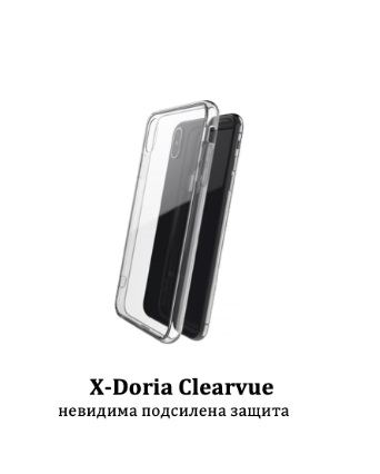 Кейсове за iPhone XDoria