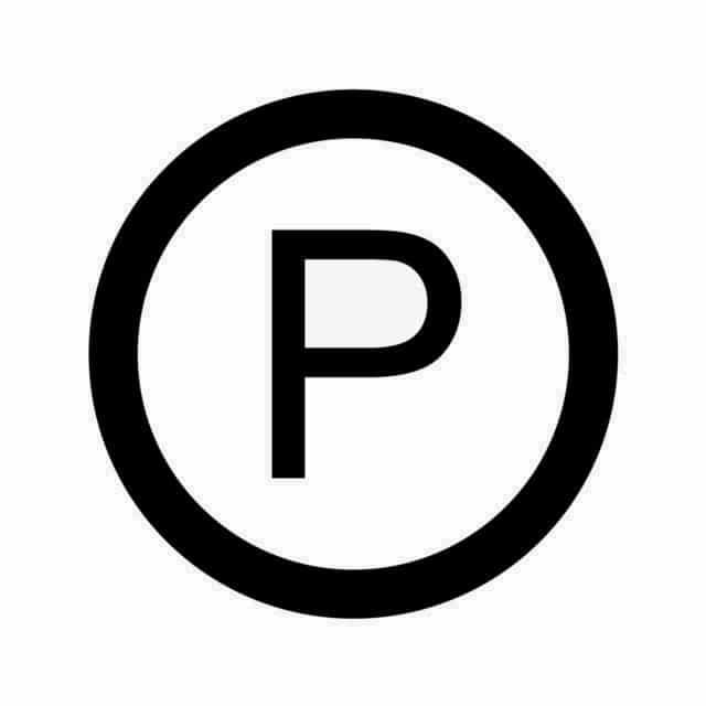 знак паркинг